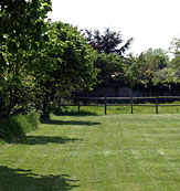 Marlbrook Farm holiday cottage and caravan site at Castlemorton Common in Malvern